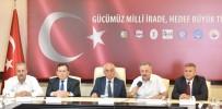 MEHMET KARA - Trabzon'daki STK'lar 15 Temmuz İçin Ortak Açıklama Yaptılar