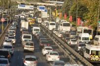 KADIN SÜRÜCÜ - Trafikte Kaç Kadın Sürücü Var