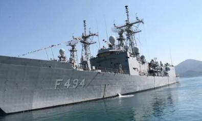 TSK'dan sondaj gemisine yakın takip