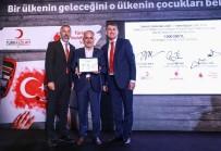 KEREM KINIK - Türkiye Vodafone Vakfı Ve Türk Kızılayı'ndan Şehit Ailelerine Destek