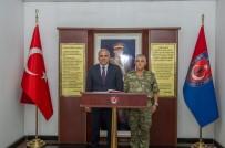 MURAT ZORLUOĞLU - Vali Zorluoğlu'ndan Kolordu Komutanlığına Ziyaret