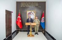 MURAT ZORLUOĞLU - Van İl Jandarma Komutanlığından Bilgilendirme Toplantısı