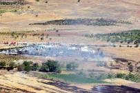 KİLİS VALİSİ - Yangın Söndürüldükten Sonra Tahribat Gün Yüzüne Çıktı