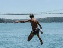 METEOROLOJI GENEL MÜDÜRLÜĞÜ - Yarından itibaren İstanbul'da gök gürültülü sağanak etkili olacak
