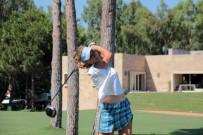 AYŞE DEMİR - Yıldızlar Golf Turunun İkinci Ayağı Sona Erdi