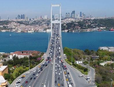 15 Temmuz Şehitler Köprüsü'nün kapanış saati değişti