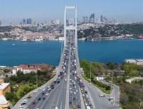 FATIH SULTAN MEHMET KÖPRÜSÜ - 15 Temmuz Şehitler Köprüsü'nün kapanış saati değişti