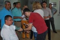 KAN UYUŞMAZLıĞı - 15 Temmuz Şehitleri Anısına Kan Bağışı