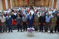 TUGAY KOMUTANI - '15 Temmuz Şehitlerini Anma, Demokrasi Ve Milli Birlik Günü' Etkinlikleri Devam Ediyor