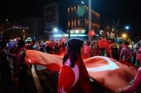 OSMANGAZI BELEDIYESI - 15 Temmuz'un Yıl Dönümünde Bursalılar Meydanda Olacak