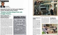 BASıN İLAN KURUMU - 63 Yıllık Gazete, Basın Hayatı Dergisi'nde