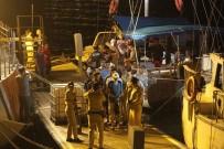 GÖCEK - 9 FETÖ'cü Rodos Adası'na Kaçmaya Çalışırken Yakalandı