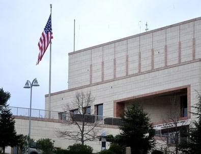 ABD Başkonsolosluğu bahçesine atlayarak giren kişi gözaltına alındı
