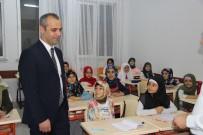 AHMET ADANUR - Adanur, Kur'an Kursu Öğrencileriyle Bir Araya Geldi