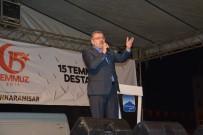 GÜNDOĞDU - AK Partili Gündoğdu Açıklaması 'Darbecinin İyisi Kötüsü Olmaz; Tamamı Lanetlidir'