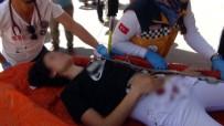 POMPALI TÜFEK - Anne Kıza Pompalı Tüfekle Saldırı