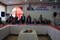 MARMARAY - Bakan Arslan Açıklaması 'Büyük Projeler Sadece İstanbul Ve Ankara'yı İlgilendirmiyor'