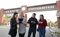 BARTIN ÜNİVERSİTESİ - Bartın Üniversitesi 'Whatsapp İletişim Hattı' Kuruldu