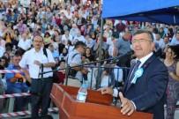 YıLMAZ ŞIMŞEK - Başkan Akdoğan, Ömer Halisdemir Üniversitesinin Mezuniyet Törenine Katıldı
