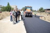 ZİYA GÖKALP - Başkan Çerçioğlu, Germencik'te Çalışmaları Yerinde İnceledi