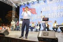 BOĞAZIÇI KÖPRÜSÜ - Başkan Fadıloğlu'ndan 15 Temmuz Daveti