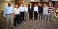 İBRAHIM KARAOSMANOĞLU - Başkan Karaosmanoğlu STK'lar İle Bir Araya Geldi