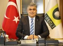 ŞEHİTLERİ ANMA GÜNÜ - Başkan Özgüven Açıklaması '15 Temmuz, Hainlere En Güzel Cevaptır'