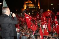 DARMADAĞıN - Başkan Palancıoğlu'ndan 15 Temmuz Mesajı