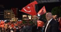MIHENK TAŞı - Başkan Sekmen'den 15 Temmuz Demokrasi Ve Milli Birlik Günü Mesajı
