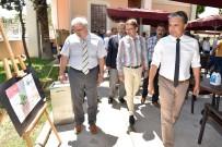 GAZI MUSTAFA KEMAL - Başkan Uysal, 15 Temmuz Sergisinin Açılışına Katıldı