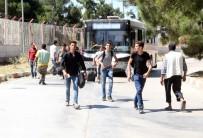 AZEZ - Bayram İçin Ülkelerine Giden Suriyelilerden 9 Bini Dönmedi
