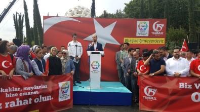 Bilal Erdoğan rest çekti!