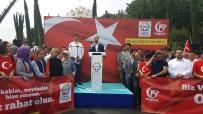 BILAL ERDOĞAN - Bilal Erdoğan rest çekti!