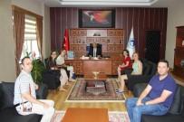 MOSTAR - Bosna Hersek Mostar Üniversitesi Heyeti Kırklareli'nde