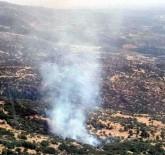 MEMUR - Bozdoğan'da 1 Hektar Makilik Alan Zarar Gördü