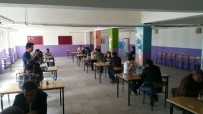 CUMHURİYET ALTINI - Bulanık'ta Satranç Turnuvası