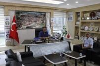 VEZIRHAN - Bursa Vakıflar Bölge Müdürü Yahya'dan Vezirhan'da İnceleme