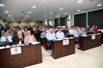 RAMAZAN AKYÜREK - Büyükşehir Belediye Meclisi'nden 15 Temmuz Darbe Girişimine Kınama