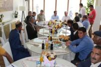 VATANSEVER - Çaldıran'da Şehit Aileleri Ve Gaziler Onuruna Yemek Verildi