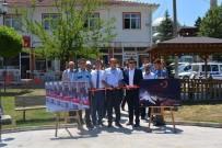 RESIM SERGISI - Çavdarhisar'da  15 Temmuz Demokrasi Şehitleri Resim Sergisi