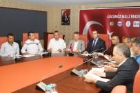 ESNAF VE SANATKARLAR ODASı - Çerkezköy TSO Açıklaması '15 Temmuz'u Unutmayacağız, Unutturmayacağız'