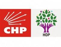 HDP - CHP'den ve HDP'den 15 Temmuz resti