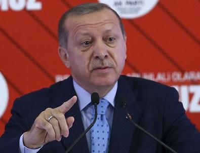 Cumhurbaşkanı Erdoğan'dan Ahmet Türk sorusu