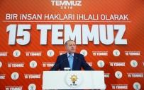 MAHALLİ İDARELER - Cumhurbaşkanı Erdoğan'dan İnsan Hakları Konusunda CHP'ye Sert Eleştiri