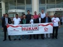 SAVAŞ ÜNLÜ - 'Darbeye Karşı Hukuk' Açıklaması
