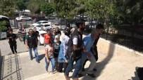Dargeçit'te Yakalanan 5 Terörist Adliyeye Sevk Edildi