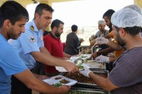 MEHMET KARAKAŞ - Diyarbakır'da Şehitler İçin Mevlit Okunup, Fidan Dikildi