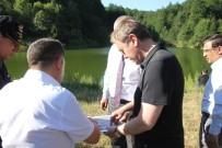 VURAL KAVUNCU - Domaniç'te Tabiat Parkı Planlama Çalışmaları Başladı