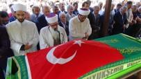 İBRAHIM AYDEMIR - Erzurum Eski Milletvekili Rıfkı Yaylalı Son Yolculuğuna Uğurlandı