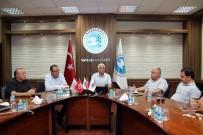 USULSÜZLÜK - EZZİB'ten Marmarabirlik'e Ziyaret